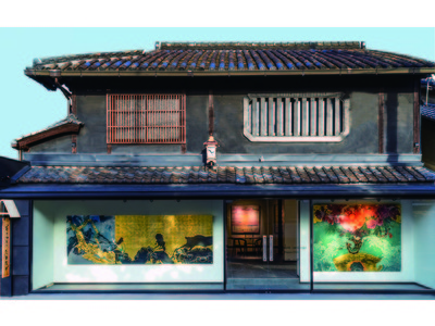 《 ギャルリーためなが 京都店 》3月23日開廊のご案内