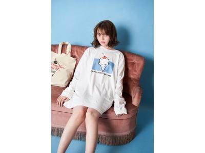 D2Cブランド『Darling Baby』が加藤ナナをシーズンモデルに起用!スペシャルインタビューも公開