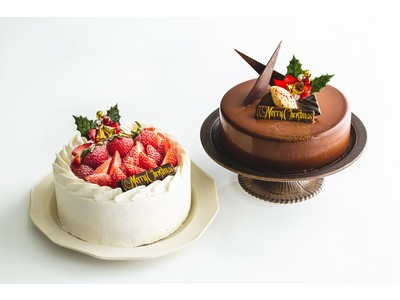 今年のノエル ショコラはレモン&蜂蜜の絶妙ハーモニー! 自家製クリスマスケーキ、予約受付開始!! 11/1(日)~