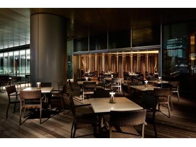 都内最大級のルーフトップテラス、NoMad Grill Loungeの大人のビアガーデンがついにOPEN!
