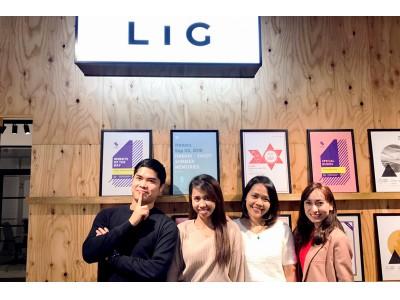 LIGとユナイテッド・リグロース社が業務提携したマンツーマン英会話スクール、新御徒町にてリニューアルオープン!