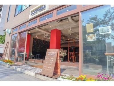 こだわりのチキンバーガーと「映える」内装で、鎌倉の女子旅に彩りを。 鶴岡八幡宮の参道沿いに「GOOD TABLE鎌倉」が7月7日オープン