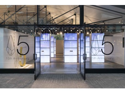"SUQQU 15th ANNIVERSARY POP UP EVENT ""美の衝撃""オープンを記念したレセプションパーティーを開催。倉科カナさん、冨永愛さん、安田美沙子さんら多数来場。"
