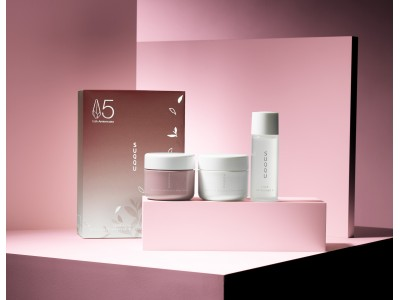 SUQQUから15周年を記念した「顔筋マッサージ」専用クリームのキットが発売