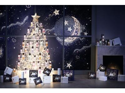 クリスマス限定のメゾン クリスチャン ディオールのアート オブ ギフティング