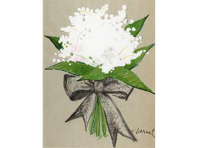 大切な人に幸せを届ける5月1日の「スズランの日」ディオールが祝福するラッキーデイ