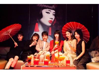 鈴木えみ、野崎智子が参加!ディオールの新スキンケア「カプチュール ユース」の秘密を紐解くインターナショナル イベントが上海で開催!