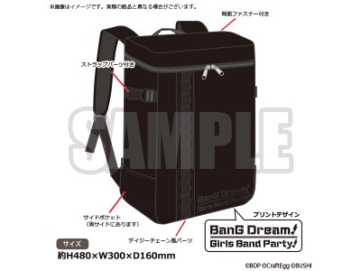 BanG Dream Poppin/' Party Button Badge Vol.3.5 Event Limited Girls Band Party