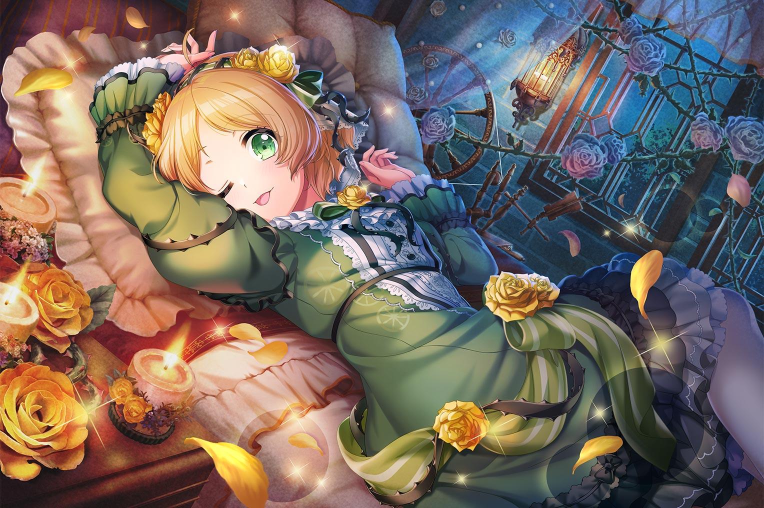 スマートフォン向けリズムゲーム「D4DJ Groovy Mix」イベント&ガチャ「Princess in Fairy tale」開催!