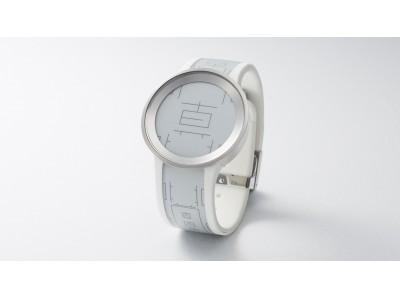 江戸文字が未来の時計に!!「真四角」がSony(ソニー)腕時計とコラボレーショ…