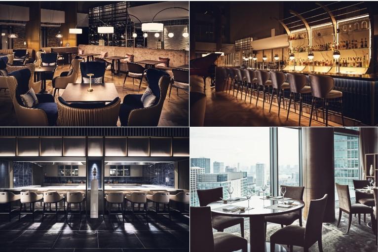ストリングスホテル東京インターコンチネンタル、リニューアル1周年記念スペシャルディナー「ザ・スコア・ダイニング・ジャーニー」を提供
