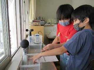 LIXIL×富士市立岩松北小学校×富士市、コロナ禍における夏の教室内温熱環境を改善する共同検証実験『☆For4 you☆プロジェクト 』結果公表
