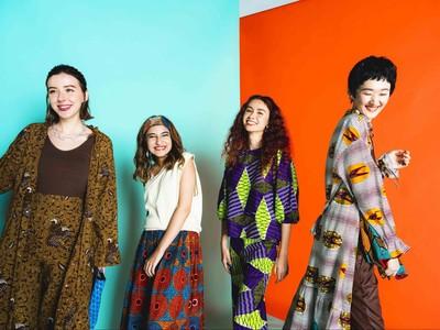 ウガンダ発のファッションブランド「RICCI EVERYDAY」、5周年を迎えリブランディングを実施