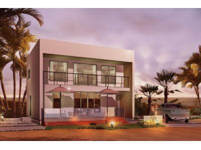 住宅ブランド〈RE住む〉が西海岸スタイルのライフスタイルブランド〈WTW〉とコラボし、新築規格住宅開発。2019年春発売開始予定!