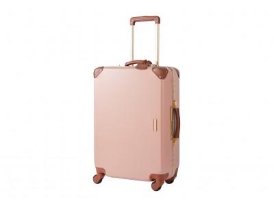 バッグブランド「ジュエルナローズ」10周年を記念し、人気スーツケースの限定モデル発売