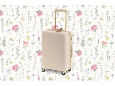 「わたしが欲しい」機能を詰め込んだ、ジュエルナローズ×HaNTのコラボスーツケース発売