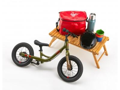 幼児用トレーニングバイク「LOG KICKER」7月下旬発売