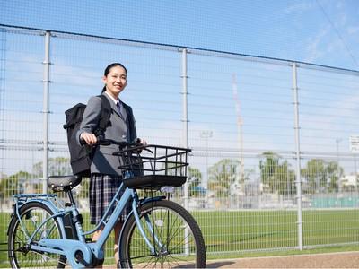 中高生の間でニーズが高まる電動アシスト自転車通学に対応 高耐久モデル「ENERSYS Me」1月下旬販売開始