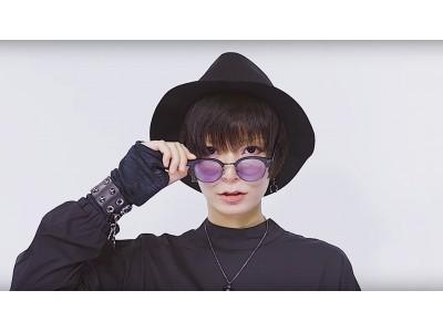 【WAO!】男装モデルがメガネに合うクール系ナチュラルメイクを紹介★海外向けインターネット放送局「WAO-RYU! TV」最新動画★