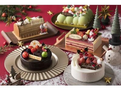 シェラトン・グランデ・トーキョーベイ・ホテル 令和最初のクリスマスをルビーチョコなどで彩ったケーキが登場 2019年 シェラトン クリスマスケーキコレクション