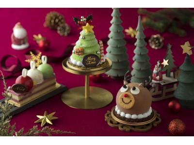 """シェラトン・グランデ・トーキョーベイ・ホテル 12月限定!""""クリスマス スイーツ&ベーカリー"""" ~トナカイやオーナメントがおいしいスイーツに変身!~"""