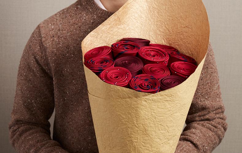 大切な方へ贈るバレンタインデー ギフトには米国の歴代大統領も愛用する信頼ブラン…