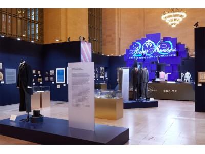 ブルックス ブラザーズがブランドの創立200周年を祝してNYのグランド・セントラル駅にて展覧会を開催