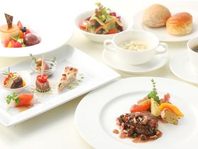 【ホテルJALシティ那覇】10月1日より、レストラン ボナペティのディナーにプリフィックスディナーコースが登場!