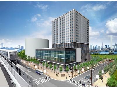 「ホテルJALシティ東京 豊洲」2019年に開業