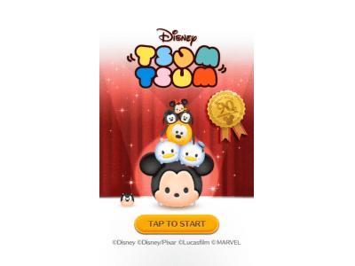 ミッキーマウス スクリーンデビュー90周年!「LINE:ディズニー ツムツム」、記念イベント&遊んで賞品ゲットキャンペーン開催!
