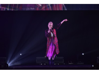 高校生R&BシンガーKAHOH、「TGC 北九州 2019」オープニングアクトを飾る