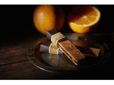 "「The Premium Bitter Caramel Bar ""Orange""」 期間限定発売"