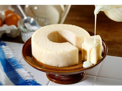 東京ミルクチーズ工場から待望の新商品「ミルクチーズバームクーヘン」が新登場。東京駅に7月10日(水)グランドオープンHANAGATAYA店だけの限定販売!