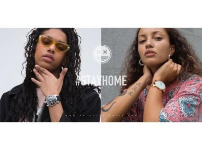 STAY HOMEプロジェクトの一環として、イタリア時計GaGa MILANO(ガガ ミラノ)を最大50%OFFの特別価格で販売