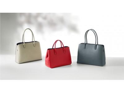 蝶の配色を再現したトートバッグ『Rin -凛-』販売開始