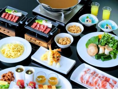 【オキナワ マリオット リゾート & スパ】みんなで一緒に沖縄を食べよう!沖縄料理と県産品を一度に堪能できる豪華なセットメニュー「まじゅん」を販売
