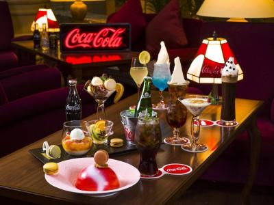 【オリエンタルホテル 東京ベイ】夏を彩る爽やかカクテルとデザートの共演 「サマーパーティー Supported by Coca-Cola」開催