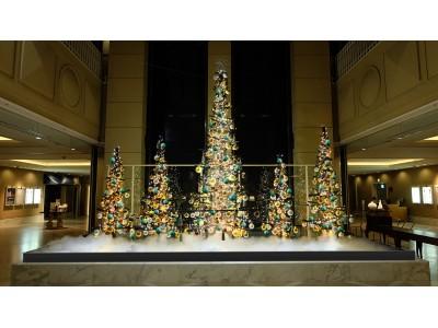 【神戸メリケンパークオリエンタルホテル】ホテルで過ごす特別なクリスマスを2018年クリスマス特別プランを販売