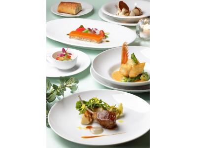 【オリエンタルホテル広島】7月~9月の毎月最終金曜日、季節を味わうディナーコースを特別価格で提供「OZAWA 夏渡るTasting Course」