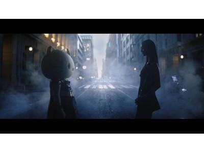 コフレドール10thアニバーサリー、夢の美女コラボが実現!ハローキティ×菜々緒さんのコラボ・オリジナルWEB動画公開スタート