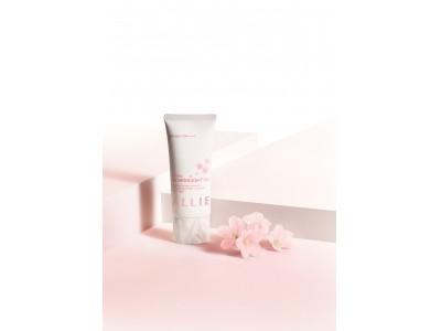 ALLIE(アリィー)から高輝度パールで肌をトーンアップ!明るく血色感のある桜ツヤ肌仕上がりつづく「アリィー エクストラUV ハイライトジェル PK」新登場2019年2月1日(金)数量限定発売