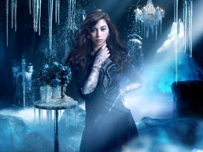 氷のように冷たく美しい輝きを纏って。「2019 Winter Frozen Beauty Collection」KATEからこの冬限定メイクコレクション登場