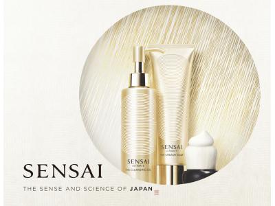 SENSAI最高級のUTMシリーズから、贅沢なまでに心地よいクレンジング、洗顔が登場 2020年3月4日(水)発売