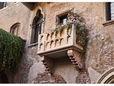 イタリア「ジュリエットの家」でシェイクスピアの最も有名なカップルのように暮らそう!Airbnbだけのバレンタインデー特別企画