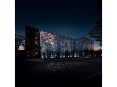 2020年ドバイ国際博覧会 (ドバイ エキスポ2020) とカルティエが「ウーマンズ パビリオン」を出展
