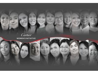 カルティエ、2021年度 カルティエ ウーマンズ イニシアチブの応募受付を開始