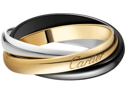 カルティエ ホリデーシーズン限定の「トリニティ」リングが発売