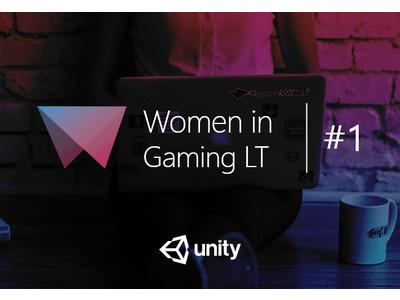 ゲーム開発などで活躍する女性たちによるオンライントークイベント「Unity Women in Gaming LT #1」を6月10日に開催