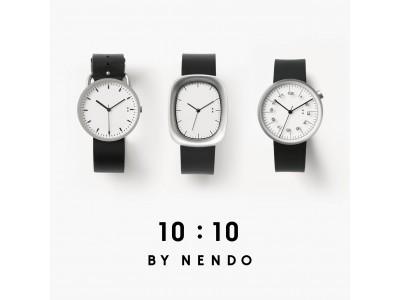 渋谷パルコにて10:10 BY NENDOポップアップストアがオープン!全コレクションが並びます。