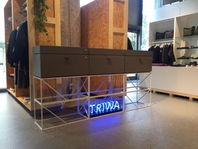 アンルートにてトリワのポップアップショップがスタート!
